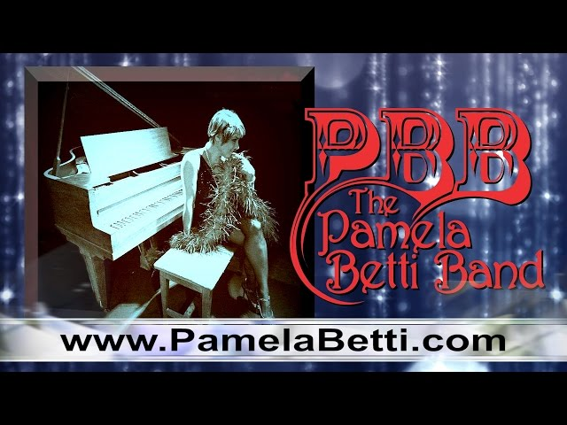 The Pamela Betti Band