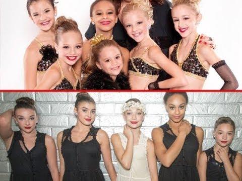 Dance Moms Cast Then Vs Now Youtube