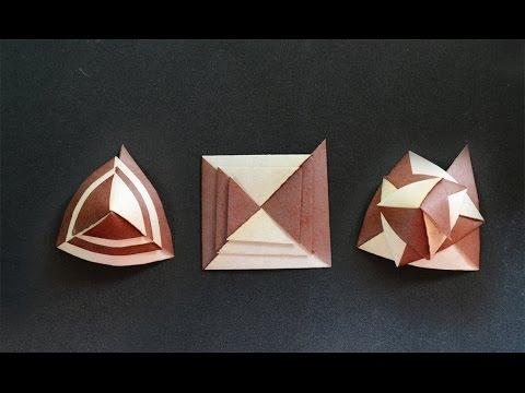 Origami Curlicue Assia Brill Youtube
