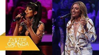 Nevena Stojkovic i Katarina Jovanovic - Splet pesama - (live) - ZG - 18/19 - 13.04.19. EM 30