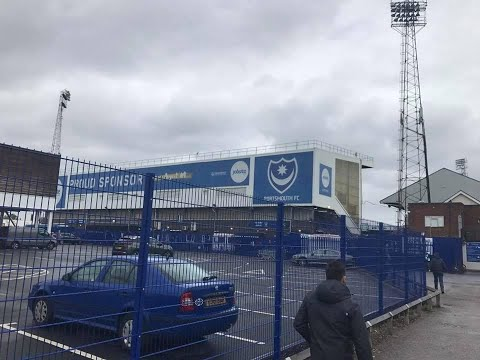 Portsmouth Vs Rotherham United - Match Day Experience