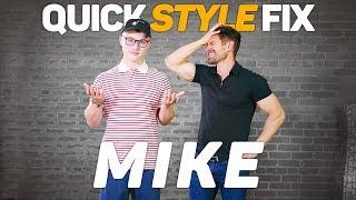 QUICK STYLE FIX: MIKE | A Super Cool Men