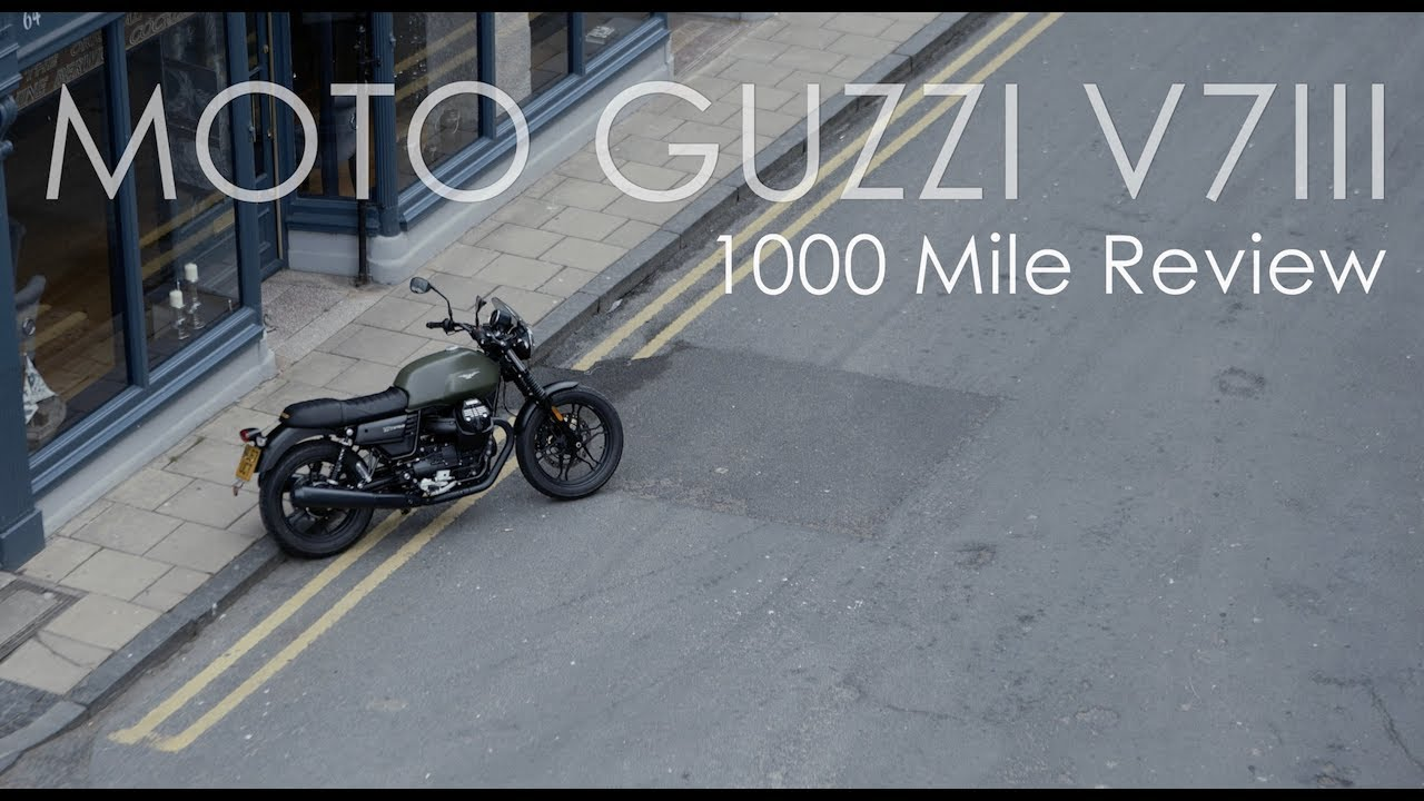 moto guzzi v7 iii stone 1000 mile review youtube. Black Bedroom Furniture Sets. Home Design Ideas