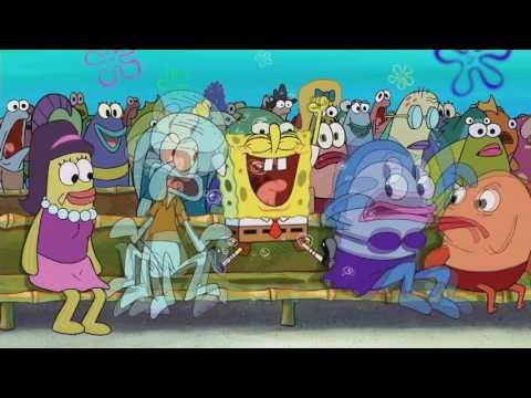 Spongebob - Swimming Pools AMV