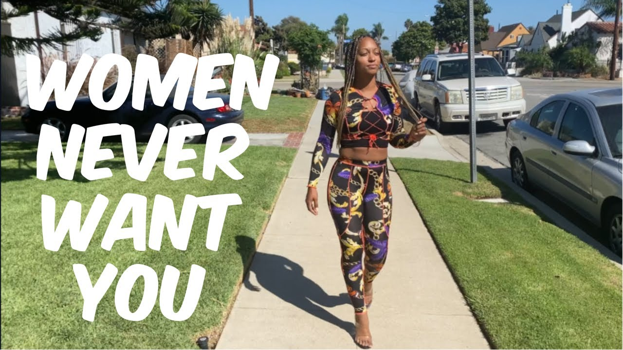 Women Never Want You Until They See You Not Lying | sketch comedy