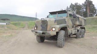 Грузовики! Супер современная русская военная техника!
