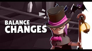 Brawl Stars Sneak Peek: Balance Changes!