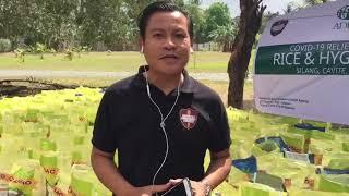 ADRA Philippines mamimigay ng 29,500 Kilos or 29.5 Tons ng Bigas.
