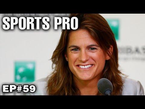 Amélie Mauresmo | Professional Tennis Player | Sports Pro | Episode 59