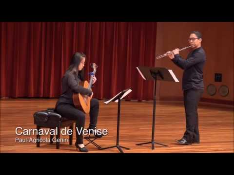 Carnival of Venice  Theme & Variations for Flute & Guitar