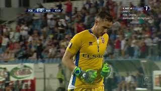 et2 gol Andrei Dumitras FC Botosani - Hermannstadt