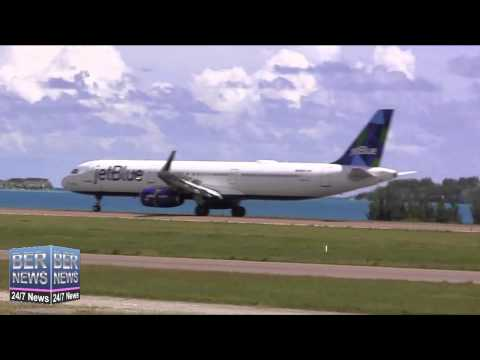 JetBlue Diverts To Bermuda For Smoke Alarm, July 7 2014