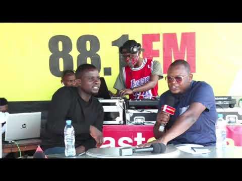 Mastaa wa muzuki Afande Sele, Nyandu Tozi na Izzo Business kwenye PlanetBongo
