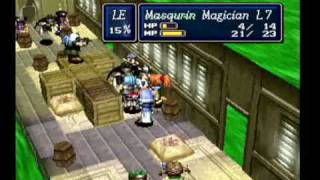 Lets Play Shining Force 3 - Battle 9