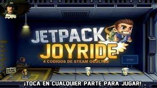 JUEGO RANDOM Jetpack JoyRide + 4 Codigos Unicos de juegos de Steam