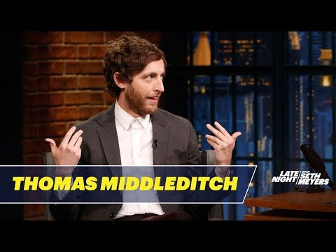 Thomas Middleditch Wants Silicon Valley to Do a Crossover with Game of Thrones