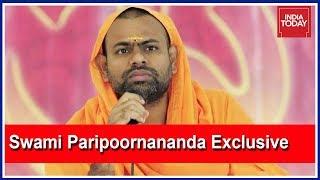Swami Paripoornananda, BJP's Telangana Face, On People's Court Exclusive