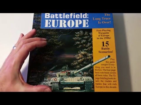 Post-Play Review: Battlefield: Europe, the 1990s, and Walloons