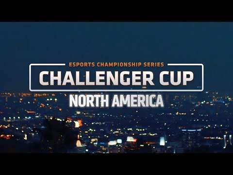 ECS Challenger Cup - North America - Day 2