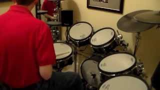 Hell Bent For Leather - Judas Priest - Drum Cover by Keith B.