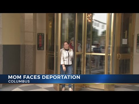Columbus woman facing deportation meets with ICE again