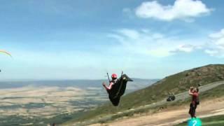 Mara Torres - XII Campeonato del Mundo de Parapente en Piedrahíta - La2N 06 jul 11