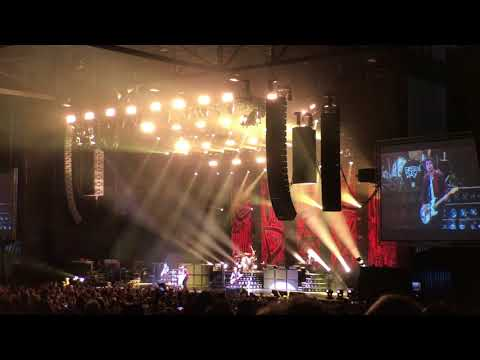 4K - Green Day live at Coral Sky Amphitheater - West Palm Beach, FL 09/03/2017