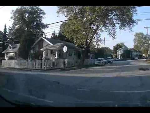 Keswick Avenue drive-thru, Glenside PA - 6/8/13 (HD)
