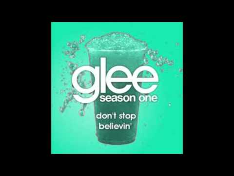 Glee - Don't Stop Believin' (Regionals Version)