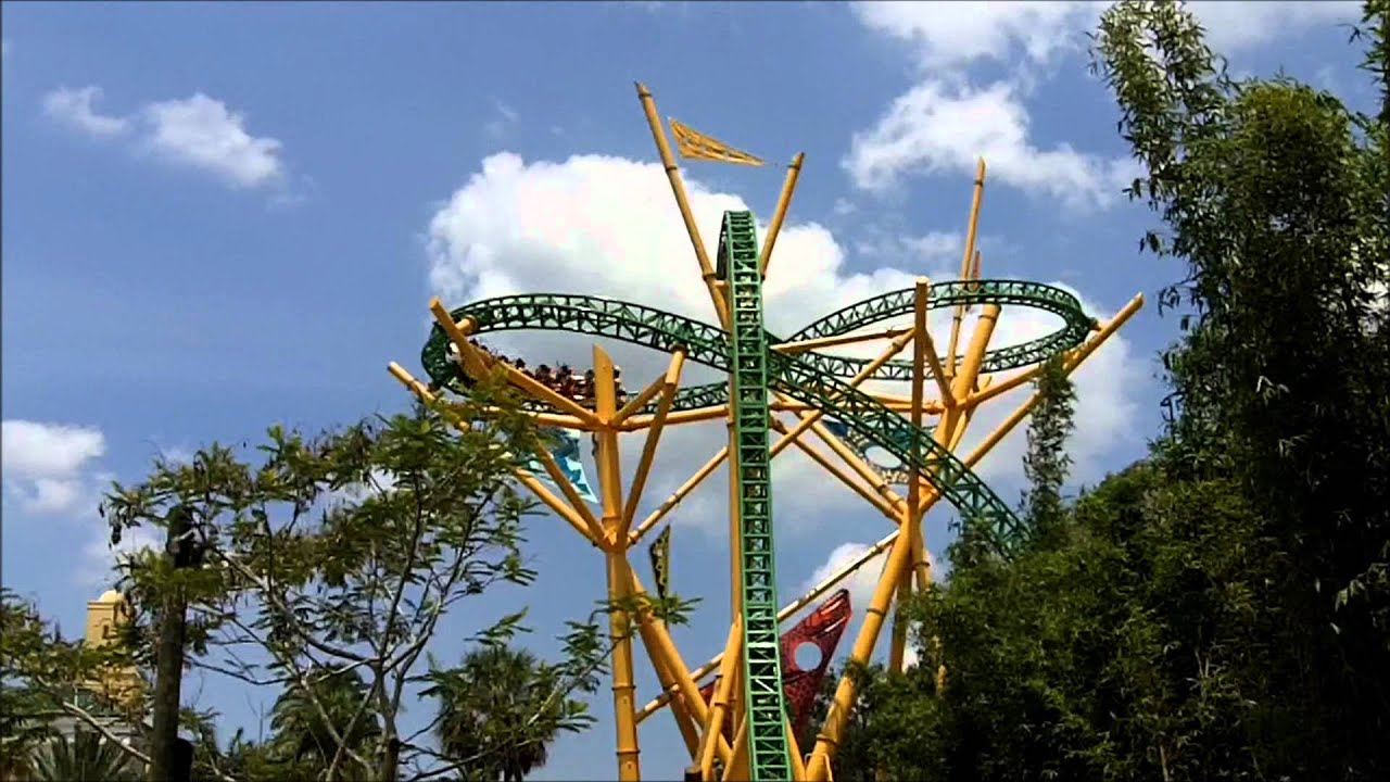 Pov The Cheetah Chase Rollercoaster At Busch Gardens In