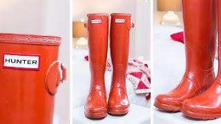 Hunter Boots Review & Where To Buy Them