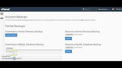 How to create a cPanel Dev site(Staging site)