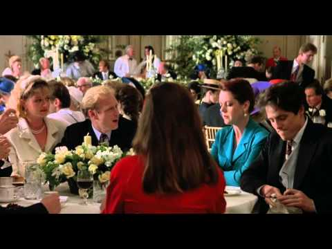 Four Weddings and a Funeral: Charles's worst wedding (Subtitled)
