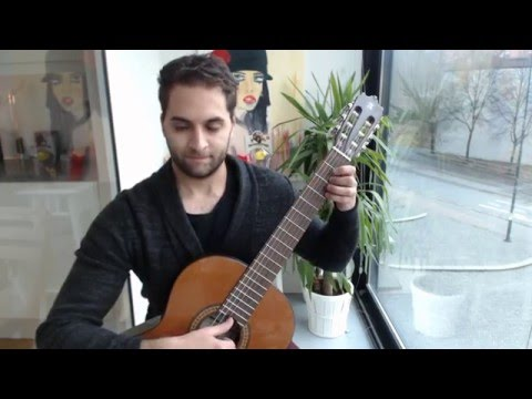 The Wolven Storm (Priscilla's Song) - The Witcher 3: Wild Hunt on Guitar