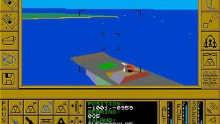 Carrier Command, Amiga - Part 1 - Overlooked Oldies