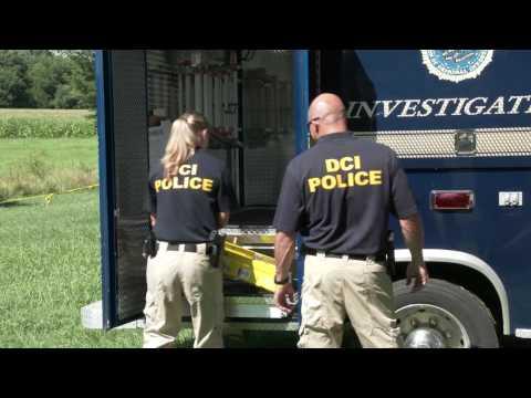 Iowa Division of Criminal Investigation Criminalistics Laboratory Virtual Tour