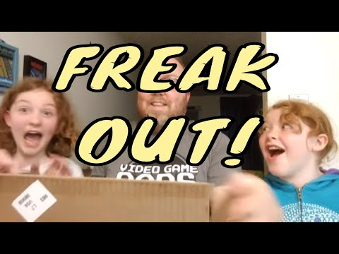 WHAT MADE THEM FREAK?! Unboxing w/ RIGGS