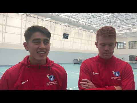 INTERVIEW | Ruben Herrera & Tyler Milton
