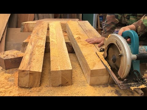 Ingenious Woodworking Workers