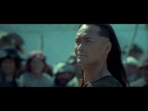 Драка на охоте. Фрагмент из фильма. Братство Волка