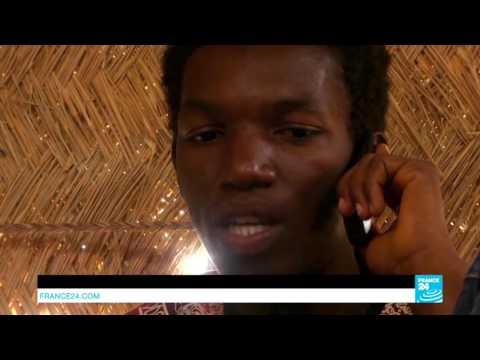 Video  Niger's Agadez, gateway to exile