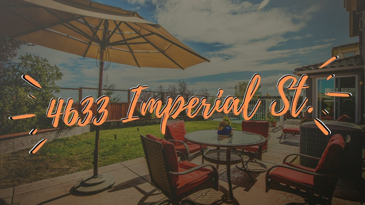 4633 Imperial St. Antioch, CA 94531
