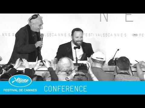 JURY PRIZE -conference- (en) Cannes 2015
