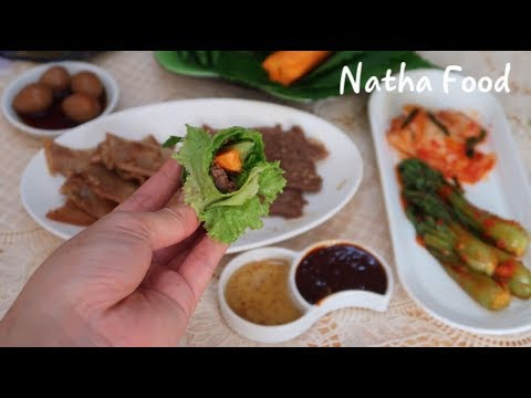 Sốt thịt nướng BBQ(heo, bò), sốt chấm đơn giản mà ngon tuyệt giúp thịt mềm thơm đậm đà || Natha Food
