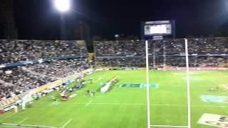 Himno pumas vs australia