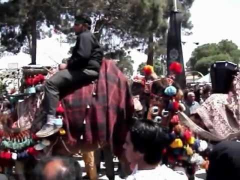 Fatimas Tod - Trauerfeiern in Qom III - 25.04.2012