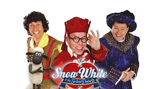 Andy Ford's Panto Diary 2015 Day Eight