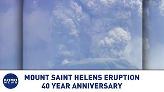Remembering the 1980 Mount Saint Helens eruption