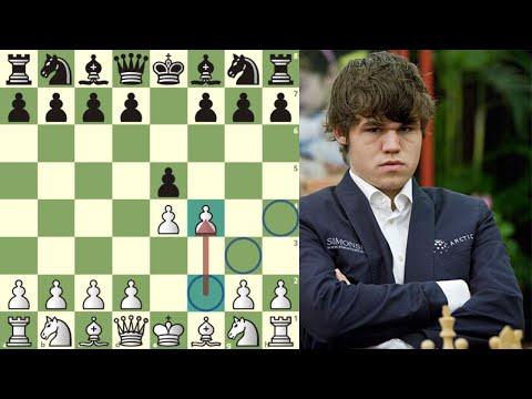 ¿GAMBITO DE REY HOY?… ¡GAMBITO DE REY!: Carlsen vs Wang Yue (King's Tournament, 2010)