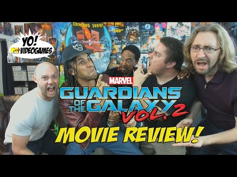 YoVideogames Movie Review: Guardians of the Galaxy Vol. 2!